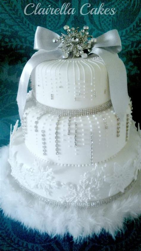 beautiful winter themed quinceanera cakes for the season quinceanera