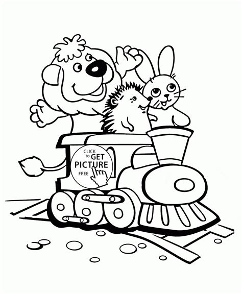 animal train coloring page animal train colouring pages baby dragon coloring pages