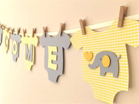 baby welcome home decoration best 25 baby shower banners ideas on pinterest gender