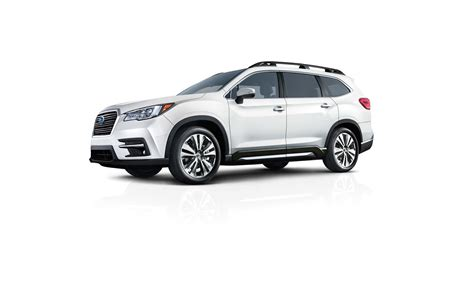 2019 Subaru Ascent by 2019 Subaru Ascent Review Ratings Specs Prices And