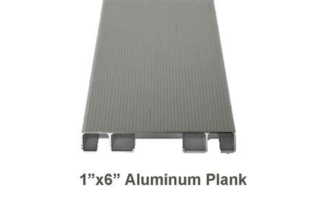 boat dock planks markstaar docks aluminum docks dock decking aluminum