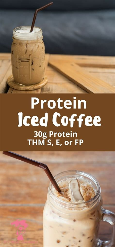 Protein Coffee 258 best trim healthy snacks images on
