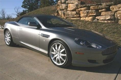 manual cars for sale 2007 aston martin db9 electronic toll collection purchase used 2007 aston martin db9 rare 6 speed manual trans one owner very clean condition in