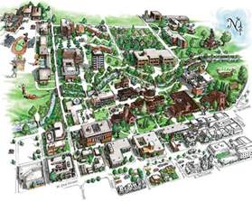 Chico State Campus Map by Maps California State University Chico
