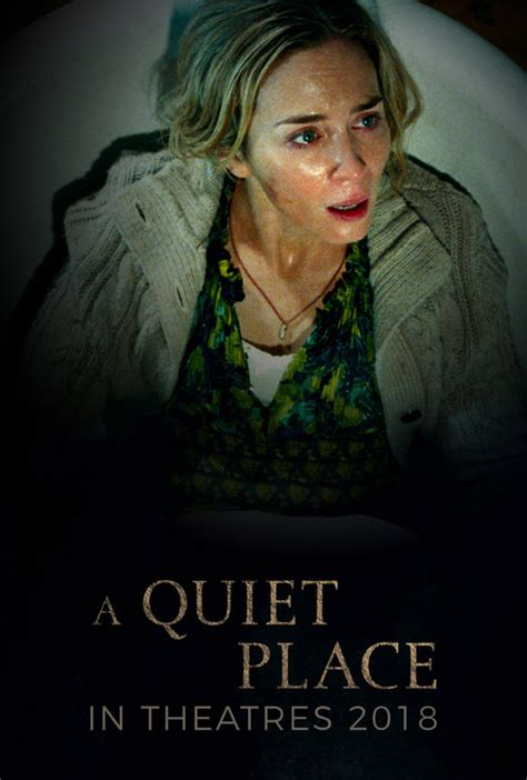 a quiet place to die film a quiet place movie poster 486154
