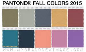 fall fashion colors pantone 174 fall colors 2015 fashion report my brand new