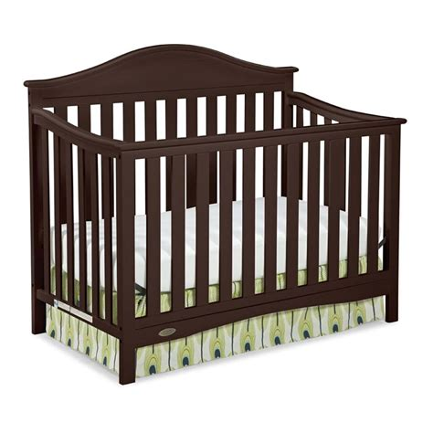 Graco Crib Espresso by Graco Harbor Lights 4 In 1 Convertible Crib In Espresso