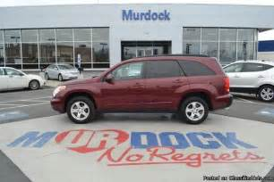 Used Luxury Cars For Sale In Usa 2008 Suzuki Xl7 Luxury Suv V6 Salt Lake City 84115