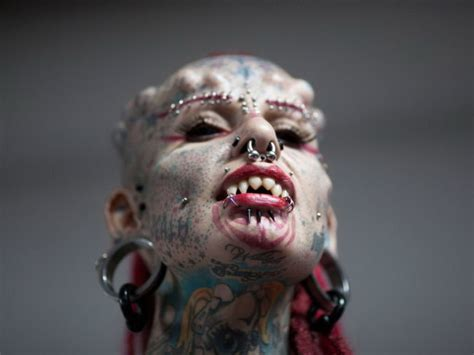 vampire tattoos from tattoo festival in venezuela