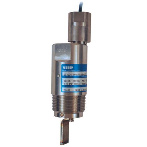 Switch Flow 1520 electric flow switch sor inc