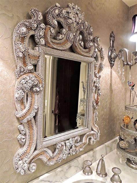 25 best ideas about bling bathroom on shower