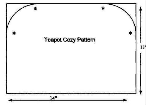 tea cosy template tea cosy sewing pattern catalog of patterns quilt