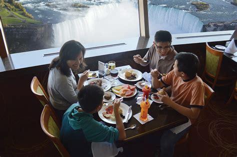 Summit Suite Buffet Dining Room Reviews Summit Suite Buffet Niagara Falls Dining Skylon Tower