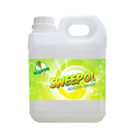 Karbol Sereh Prosmart 1 5 Liter jual sweepol karbol sereh premium 1 liter harga