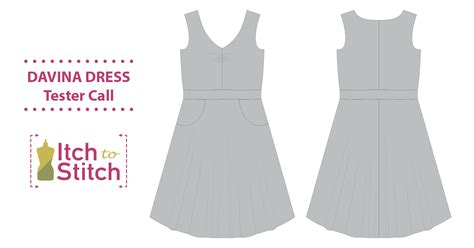 davina dress digital sewing pattern pdf itch to stitch calling for testers davina dress itch to stitch
