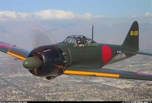Mitsubishi A6m5 Mitsubishi A6m5 Reisen Zero Untitled Aviation Photo