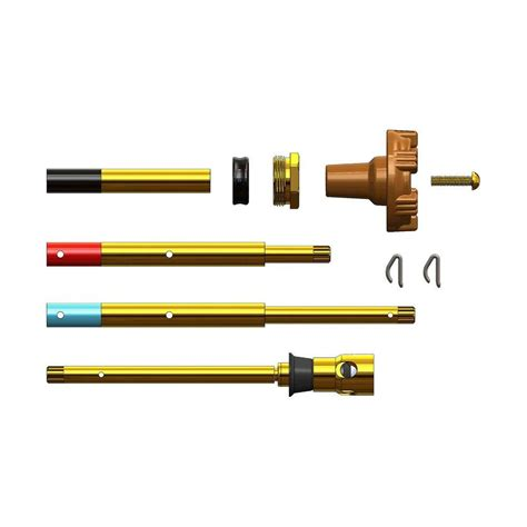 Rk Plumbing by Woodford Adjustable Rod With Pressure Relief Valve To