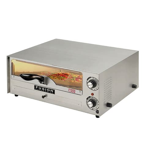 Countertop Pizza Oven by Tomlinson 1024344 Countertop Pizza Oven Single Deck 120v