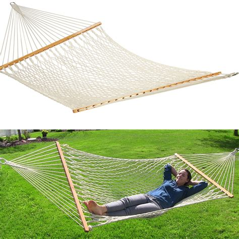 Hammock Swing Bed by Hammock Tree 2 Person Patio Bed Swing New