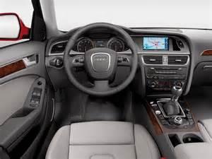 2012 Audi A4 Interior 2012 Audi A4 Price Photos Reviews Features