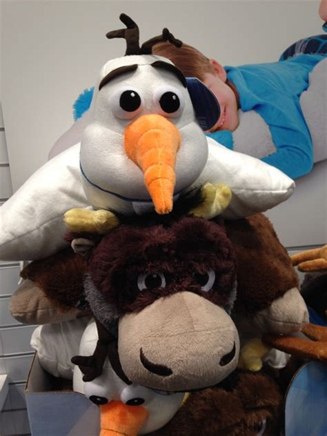 Sven Pillow Pet by Giveaway Walt Disney Animation Collection Available August 18 And Activity Sheets