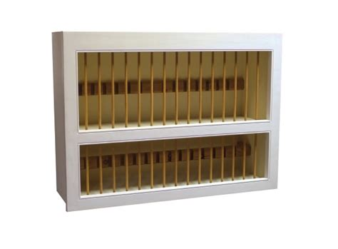 Kitchen Plate Rack by Fitted Kitchen Plate Rack 80x69x30cm