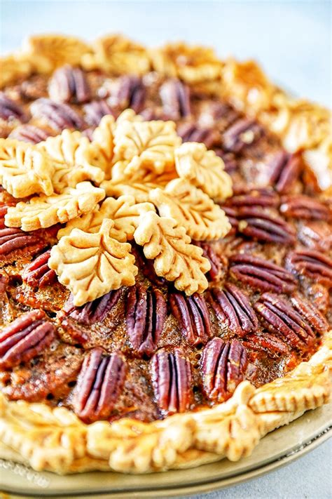 easy pecan pie recipe   pencil