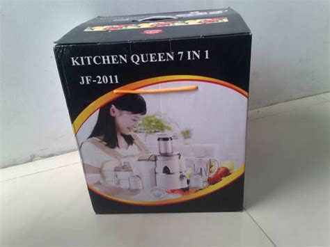 Juicer Multifungsi power juicer and blender kitchen cook 7in1