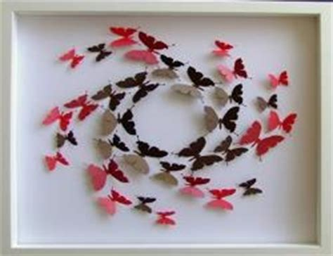 How To Make Paper Butterfly Wall Decor - wall paper butterflies aqsa alyas