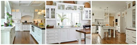 Houzz Kitchens White Cabinets Decorating With White Is Always Safe Chic Celia Bedilia