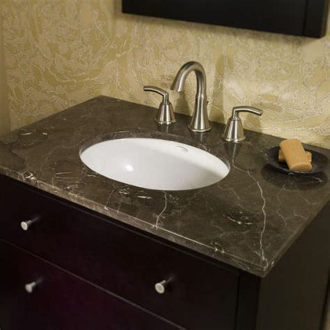 undercounter bathroom sink american standard ovalyn bathroom undercounter porcelain