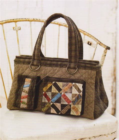 Patchwork Quilt Bags - 137 best bags gt sewing patchwork images on