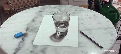 bicchieri sia pensate che questo sia un bicchiere vero invece 232 un