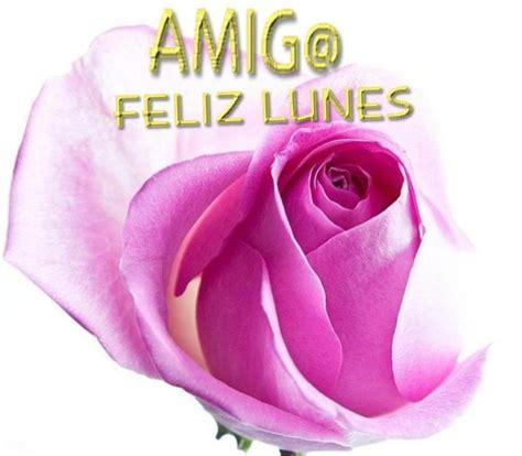 imagenes de rosas feliz lunes hermosas tarjetas de fel 237 z lunes para empezar la semana