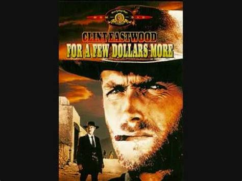 theme few the vice of killing theme for a few dollars more ennio
