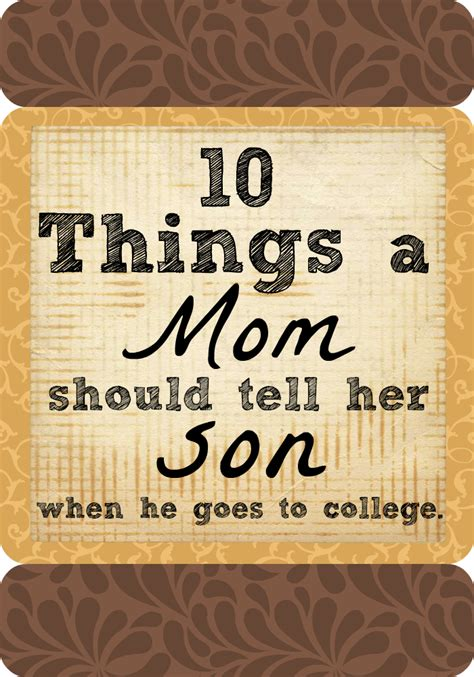 Whens The Last Time Your Child Went To The Dentist by 10 Things To Tell Your When He Goes Away To College