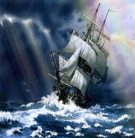 through the water and the a boat sailor s story books ship in ships sailing and the occasional pirate