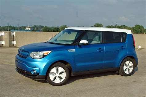 Electric Soul Kia 2015 Kia Soul Electric Driven Picture 636543 Car