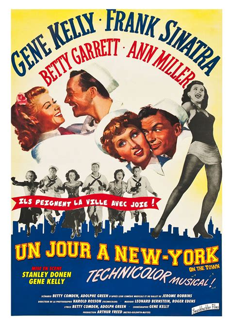 film un cowboy a new york un jour 224 new york film 1949 allocin 233