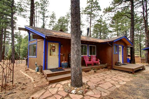 Cabins In Flagstaff Az For Rent by Pines Flagstaff Cabin