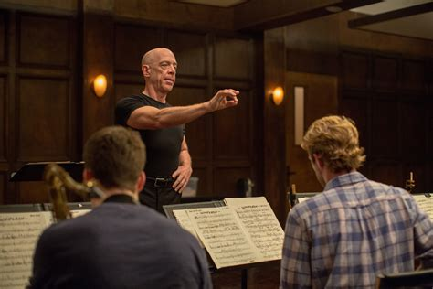 film at it s best movie review whiplash is hollywood hooey at its best