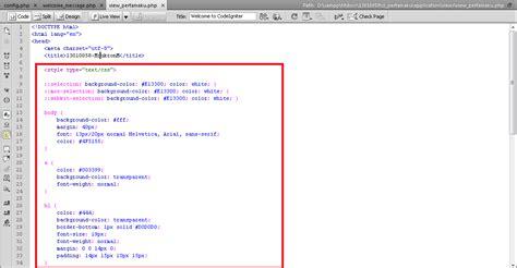 membuat web sederhana dengan codeigniter memulai membuat web dengan framework codeigniter berbagi