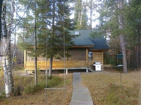 Secluded Cabin Rentals In Michigan by Secluded Log Home On Lake Vacation Rental In Michigan