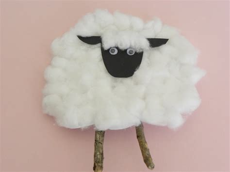 sheep craft march craft the kid s review