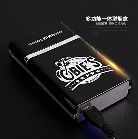 Kotak Rokok 8pcs Dengan Korek Elektrik kotak rokok 8pcs dengan korek elektrik black jakartanotebook