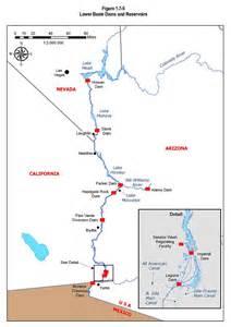 colorado river dams map devastating photos of california show how bad the drought