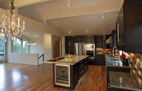 kitchen designs for split level homes extraordinary ideas dfd split level kitchen remodel catchy home security picture a