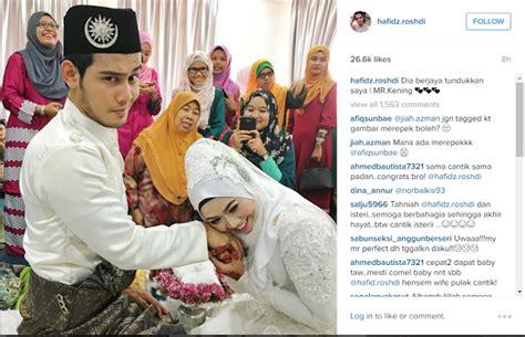 film malaysia bukan istri sempurna rupa rupanya isteri hafidz roshdi bukan calang calang