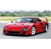 SUPER CARS FERRARI F40 Vs F50