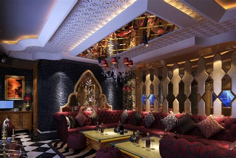 luxury download 3d house part 5 luxury ktv room interior rendering